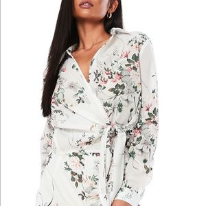 NWT Missguided Blouse